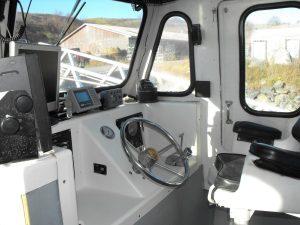 Rakin Tuna Charters - Our Vessell
