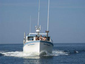 Rankin Tuna Charters - The Boat