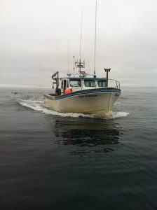Rakin Tuna Charters - Our Vessell